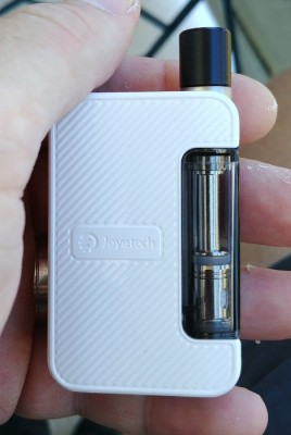 Exceed grip de Joyetech File