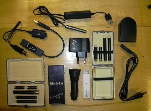 accessoires pour cigarette electronique