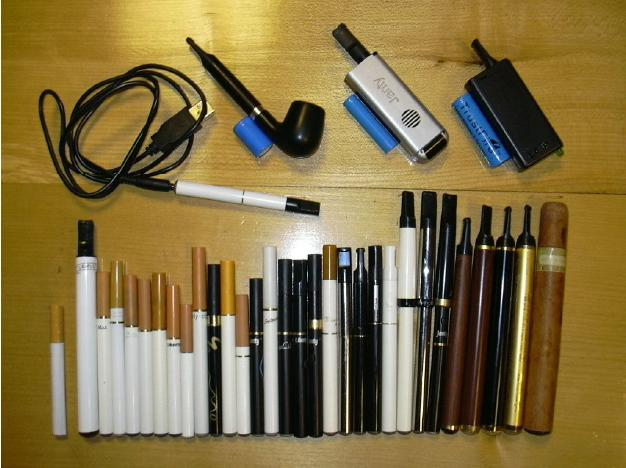 Mes cigarettes electroniques